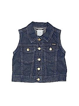 Guess Jeans Denim Vest Size 3T