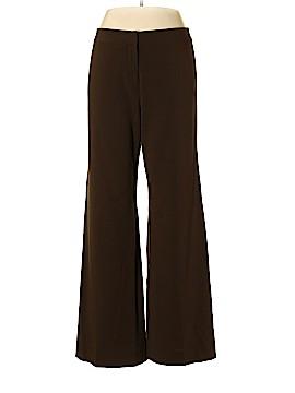 Giorgio Armani Wool Pants Size 48 (IT)