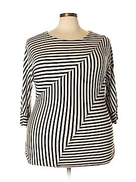 Kenar 3/4 Sleeve Top Size 2X (Plus)