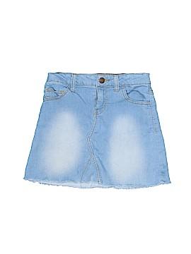 Cat & Jack Denim Skirt Size 7 - 8