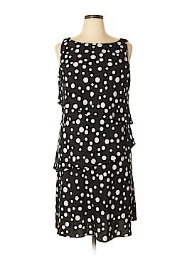S.L. Fashions Casual Dress Size 18 (Plus)