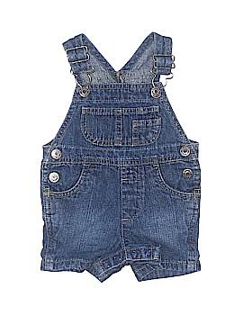 Arizona Jean Company Overall Shorts Newborn