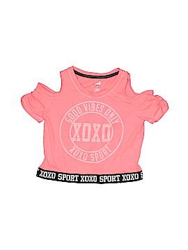 XOXO Girls Active T-Shirt Size M (Kids)