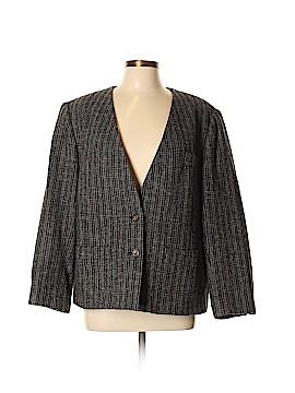 Harve Benard Wool Blazer Size 40