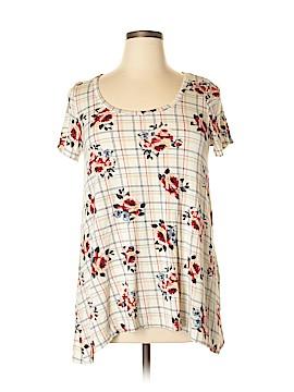 Fervour Short Sleeve T-Shirt Size L