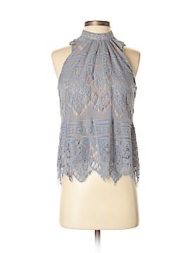 LC Lauren Conrad Sleeveless Blouse Size S