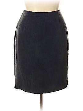 Chaus Silk Skirt Size 16