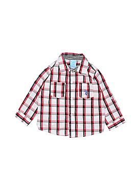 U.S. Polo Assn. Long Sleeve T-Shirt Size 12-24 mo