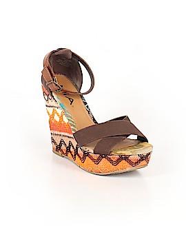 Mia Wedges Size 6 1/2