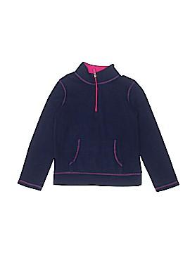 Danskin Now Fleece Jacket Size 7 - 8