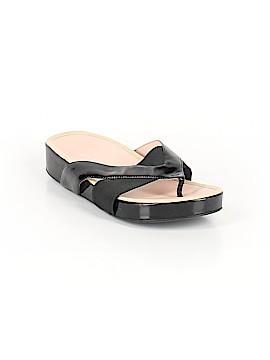 Taryn Rose Flip Flops Size 7 1/2
