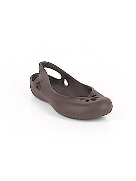 Crocs Flats Size 8