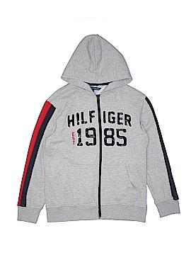 Tommy Hilfiger Zip Up Hoodie Size 14 - 16