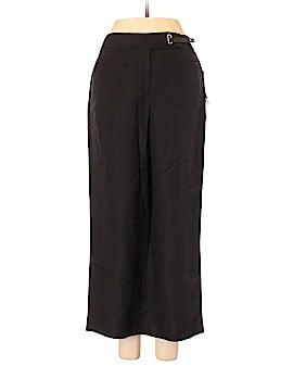 Larry Levine Linen Pants Size 8 (Petite)