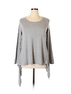 Cynthia Rowley TJX Sweatshirt Size 1X (Plus)
