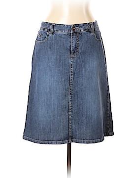 H&M Denim Skirt Size 16