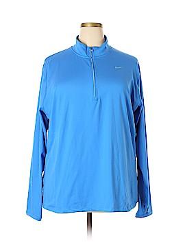 Nike Track Jacket Size 3X (Plus)