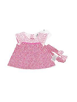 Absorba Short Sleeve Blouse Size 0-3 mo