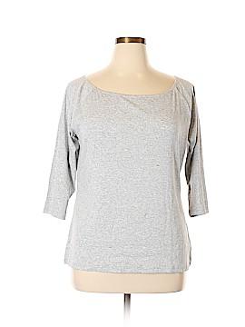 Bass 3/4 Sleeve T-Shirt Size XXL