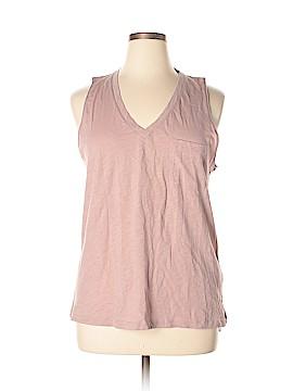 Madewell Sleeveless T-Shirt Size XXL