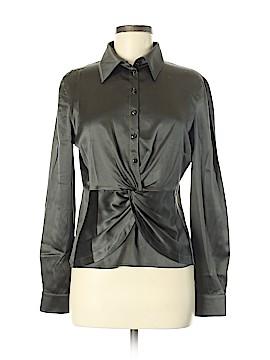 Armani Collezioni Long Sleeve Blouse Size 8