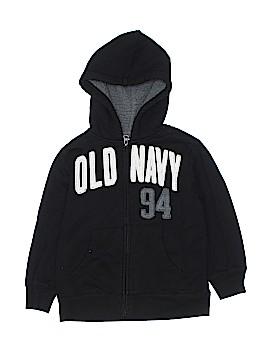 Old Navy Zip Up Hoodie Size 5