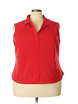 Fiorlini International Sleeveless Polo Size 26 - 28 (Plus)