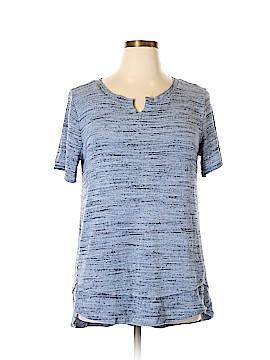 Soft Surroundings Short Sleeve Top Size XL