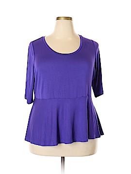 Jessica London Short Sleeve T-Shirt Size 18 - 20 (Plus)