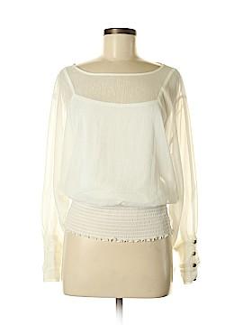 A. Byer Long Sleeve Blouse Size M
