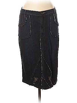 Limited Too Denim Skirt Size 2X (Plus)