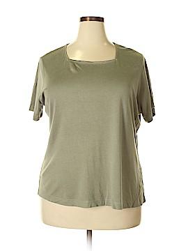 Cherokee Short Sleeve T-Shirt Size 20 (Plus)