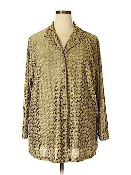 Diane von Furstenberg Jacket Size 3X (Plus)