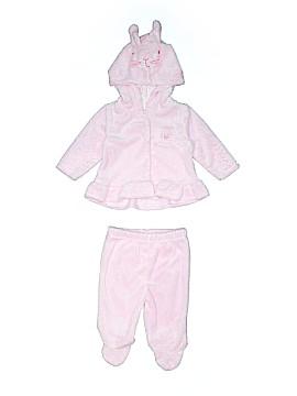 Absorba Fleece Jacket Size 0-3 mo