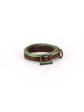 LP by Linea Pelle Leather Belt Size M