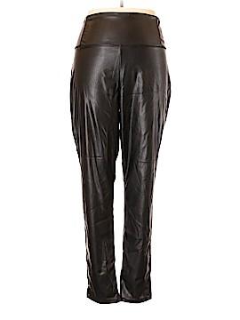 Rue21 Faux Leather Pants Size 2X (Plus)