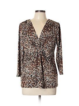 Chaus 3/4 Sleeve T-Shirt Size L