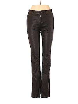 Vince. Leather Pants Size 2