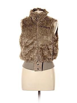 Ashley Faux Fur Vest Size L