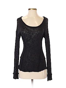 Olivia Moon Long Sleeve Top Size S