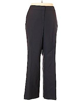 Classiques Entier Wool Pants Size 20 (Plus)