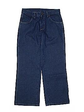 Rustler Jeans Size 12 (Husky)