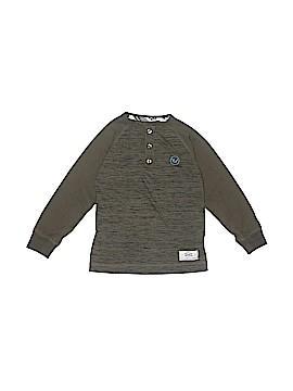 Shaun White Long Sleeve Henley Size X-Small  (Kids)