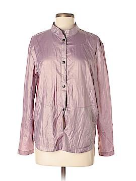 Babette Long Sleeve Button-Down Shirt Size XS