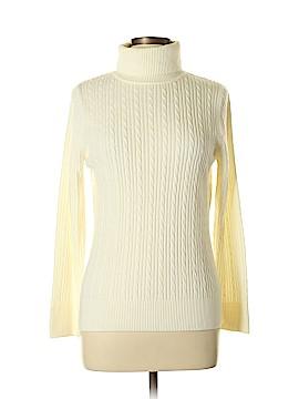 Croft & Barrow Turtleneck Sweater Size L (Petite)