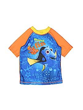 Disney Pixar Rash Guard Size 4T