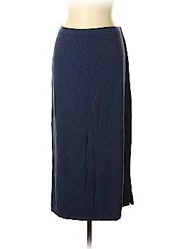 Villager Sport by Liz Claiborne Casual Skirt Size L