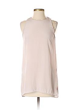 Athleta Sleeveless Silk Top Size XS