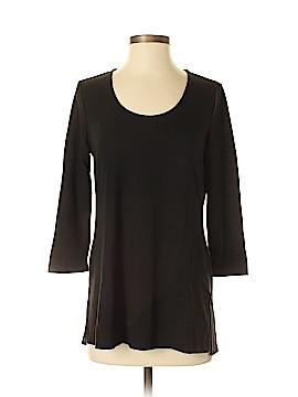 Slinky Brand 3/4 Sleeve T-Shirt Size S