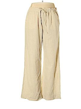 Talbots Outlet Linen Pants Size 16